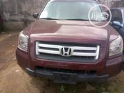 Honda Pilot 2007 Red | Cars for sale in Lagos State, Alimosho