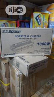 1000w /12v Power Inverter Wit Charger   Electrical Equipments for sale in Lagos State, Ojo