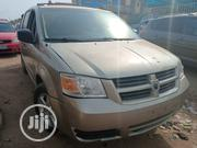 Dodge Caravan 2008 Gold | Cars for sale in Lagos State, Alimosho