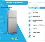 Midea (207-litres) Double Door Top Mount Defrost Refrigerator. | Kitchen Appliances for sale in Abuja (FCT) State, Gwarinpa
