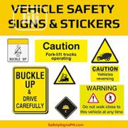 Safety Signages | Safety Equipment for sale in Lagos State, Ibeju