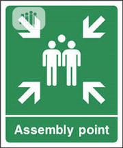 Assembly Point Safety Signage | Safety Equipment for sale in Lagos State, Ikorodu
