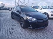 Toyota Corolla 2016 Black | Cars for sale in Lagos State, Lekki Phase 1