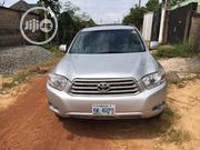 New Toyota Highlander 2010 Limited Silver | Cars for sale in Delta State, Oshimili South