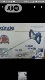 Hand Portable Mixer Makute For Mixing Of Paint | Electrical Tools for sale in Lagos State, Ojo
