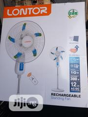 Rechargeable Fan 10 Hours | Home Appliances for sale in Lagos State, Maryland
