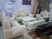 Executive Quality Royal Chair With Centre Table | Furniture for sale in Lagos State, Ojo