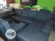 High Quality L Shape Sofar By 7 Seaters | Furniture for sale in Lagos State, Ojo