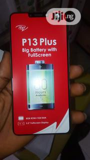 New Itel P13 Plus 8 GB Gold | Mobile Phones for sale in Lagos State, Ikeja