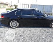 BMW 7 Series 2008 Black | Cars for sale in Abuja (FCT) State, Wuse
