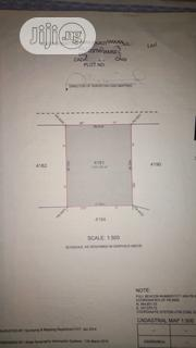 900sqm Guzape Land With Cof O Tarred Road. Very Cheap   Land & Plots For Sale for sale in Abuja (FCT) State, Guzape