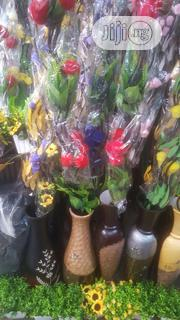 Flower Vase And Flower | Home Accessories for sale in Lagos State, Alimosho