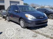 Toyota Sienna 2007 Blue | Cars for sale in Lagos State, Amuwo-Odofin