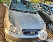 Toyota Corolla 2004 LE Gray | Cars for sale in Abuja (FCT) State, Central Business District