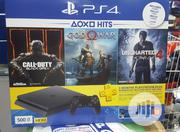 PROMO!! Playstation 4 Slim Console + 3 Games | Video Game Consoles for sale in Lagos State, Ikeja