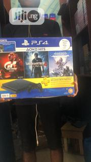 PROMO!!! PS4 Playstation 4 Slim Console + 3 Games | Video Game Consoles for sale in Lagos State, Ikeja