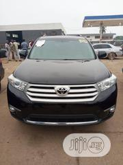 Toyota Highlander 2012 Limited Black   Cars for sale in Abuja (FCT) State, Gwarinpa