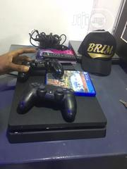 Playstation 4 With 4 Games | Video Game Consoles for sale in Edo State, Oredo