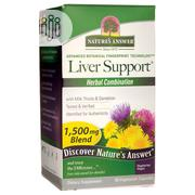 Nature'sanswer Liver Support 1500mcg - 90with Milk Thistle Dandelion | Vitamins & Supplements for sale in Lagos State, Ipaja