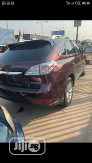 Lexus RX 2011 Red   Cars for sale in Lagos State, Oshodi-Isolo