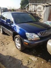 Lexus RX 2002 Blue | Cars for sale in Lagos State, Isolo