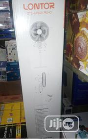 "Lontor 18"" Rechargeable Fan 