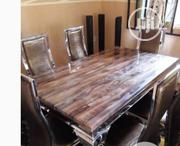 High Quality Marble Dinning Table With 6 Chairs. | Furniture for sale in Lagos State, Magodo
