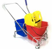 Big Industrial Mop Bucket | Home Accessories for sale in Lagos State, Surulere
