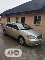Toyota Corolla 1.8 TS 2004 Silver | Cars for sale in Oyo State, Ibadan South West