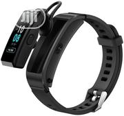 HUAWEI Talkband B5 2018 Active Edition Wristband Fitness Tracker Sport   Smart Watches & Trackers for sale in Lagos State, Lagos Island