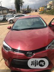 Toyota Corolla 2016 Red | Cars for sale in Lagos State, Egbe Idimu