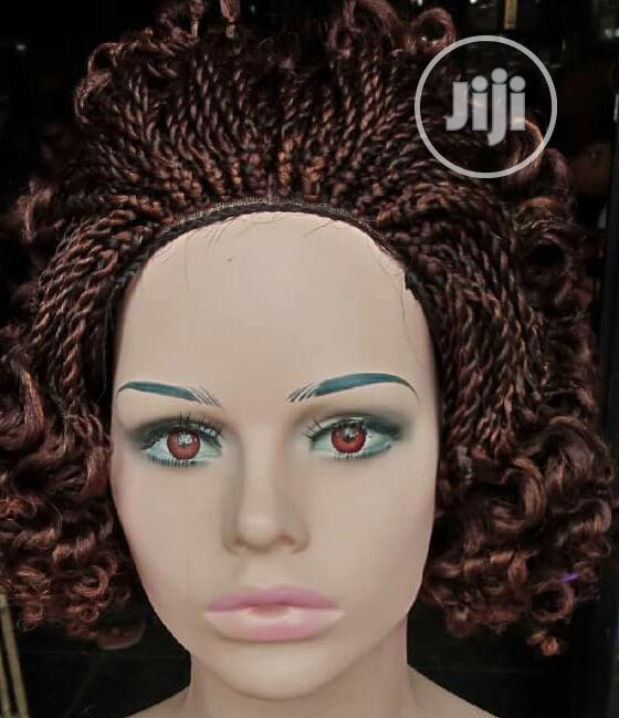 Archive: Braided Wigs