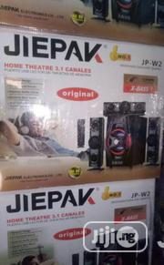 Jiepak W2 BT Home Theater | Audio & Music Equipment for sale in Lagos State, Ikeja