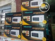 Hisense 20 Litre Microwave Oven With 5 Power Settings - H20MOWH   Kitchen Appliances for sale in Lagos State, Ojo