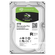 4TB Seagate SATA 6gb/S 3.5-inch CCTV/Desktop HDD | Computer Hardware for sale in Lagos State, Lagos Mainland