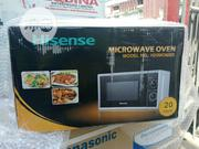 Hisense 20 Litre Microwave Oven With 5 Power Settings - H20MOWH | Kitchen Appliances for sale in Lagos State, Ojo