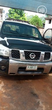 Nissan Armada 2004 4x4 LE Black | Cars for sale in Delta State, Oshimili South
