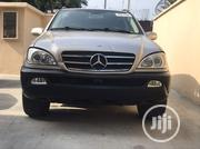 Mercedes-Benz M Class 2002 Gold | Cars for sale in Lagos State, Lekki Phase 1