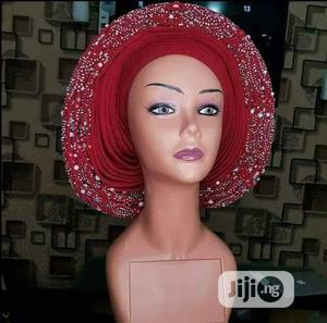 Auto Gele ,With Quality Fabric