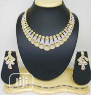 Cubic Zirconia Jewelry Set - CZ011 | Jewelry for sale in Lagos State, Amuwo-Odofin