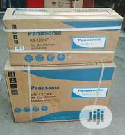 Panasonic 1.5hp Split Type Anti-bacteria Super Cooling + Warranty | Home Appliances for sale in Lagos State, Ojo