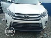 Toyota Highlander 2019 XLE White | Cars for sale in Lagos State, Oshodi-Isolo