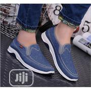 Leoson Unisex Leisure Fashion Sneaker - Light Blue | Shoes for sale in Lagos State, Lagos Mainland