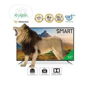 "Syinix 55"" Android 4k UHD Smart LED TV T710U Series 