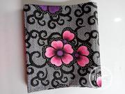 Purple, Pink, Black High Grade Ankara DC0007 | Clothing Accessories for sale in Lagos State, Agege