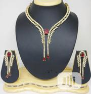 Cubic Zirconia Jewelry Set - CZ006 | Jewelry for sale in Lagos State, Amuwo-Odofin