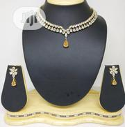 Cubic Zirconia Jewelry Set - CZ003 | Jewelry for sale in Lagos State, Amuwo-Odofin