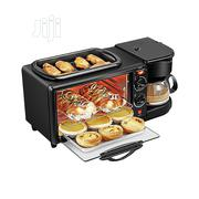 Multifunction Oven 3 in 1,Baking, Grilling, Coffee Making | Kitchen Appliances for sale in Abuja (FCT) State, Dei-Dei