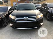 Toyota Highlander 2012 Limited Black | Cars for sale in Lagos State, Lagos Mainland
