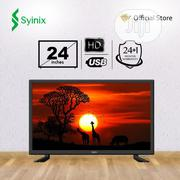 Syinix HD LED TV 24"